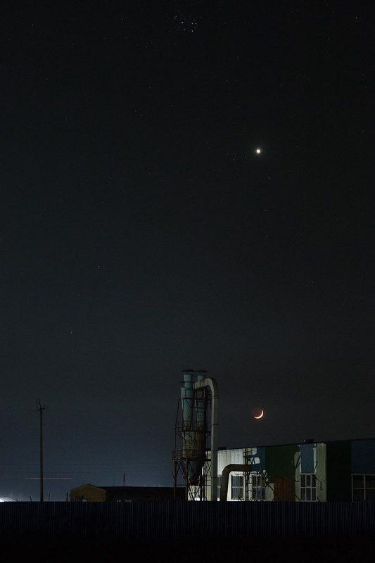 Луна и венераphoto preview