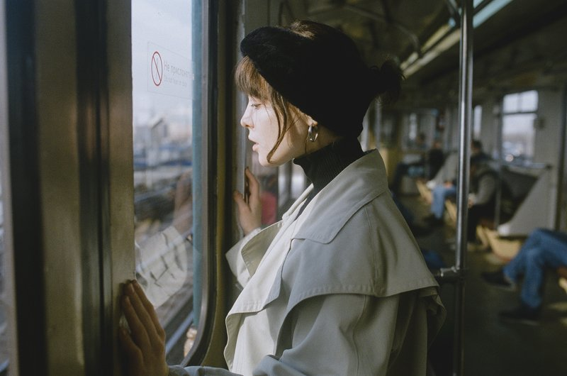 пленка, nikon, fujifilm Дневная поездкаphoto preview