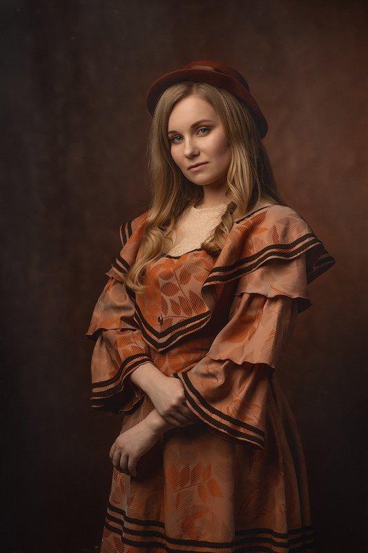портрет Аннаphoto preview
