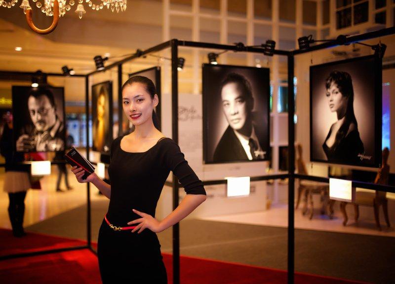 mood portrait Studio Harcourt in Beijingphoto preview