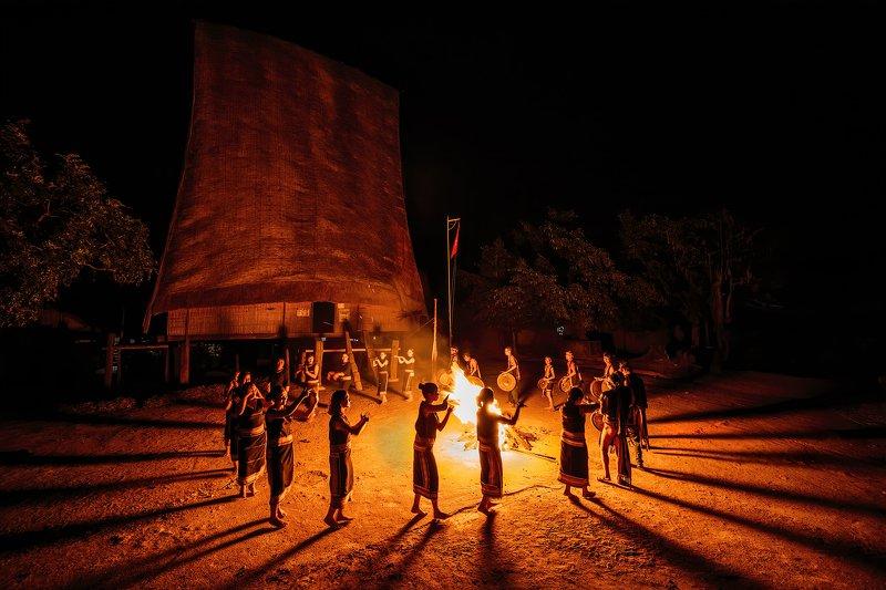 Tay Nguyen Ethnic music festivalphoto preview