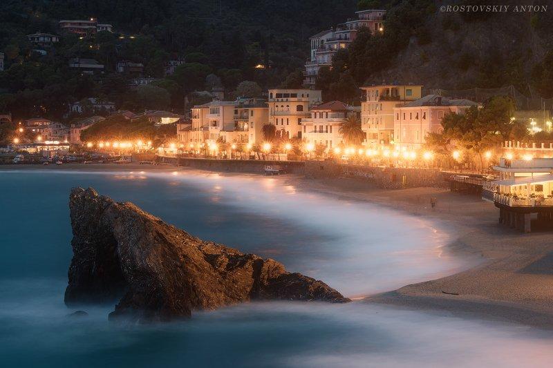 вечер, море, спокойствие, фототур Вечерphoto preview