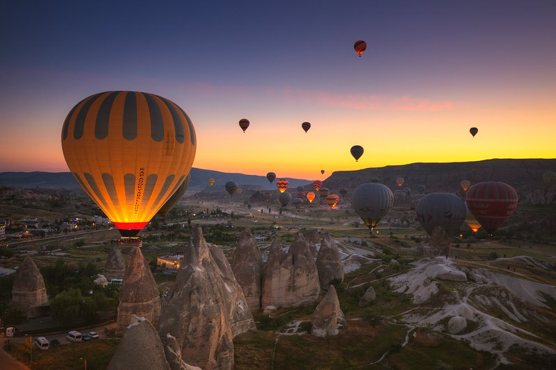 Cappadocia Baloons photo preview