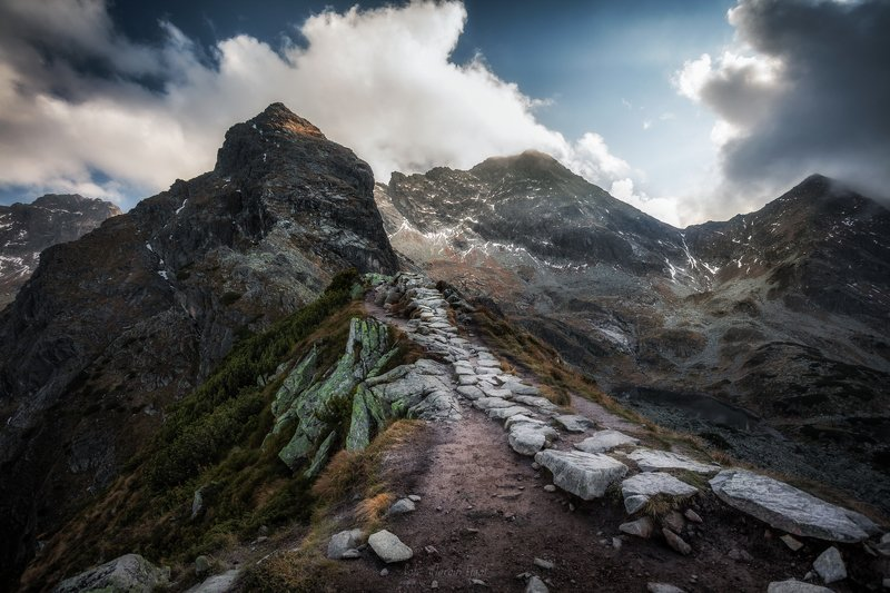 In heart of Tatra mountains.photo preview