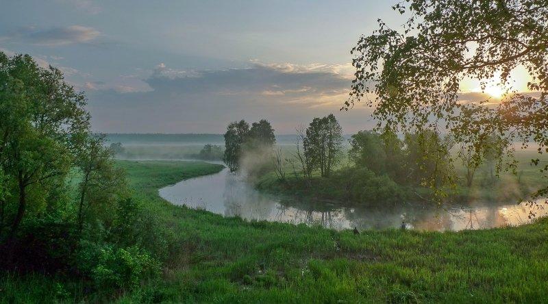 На излучине рекиphoto preview