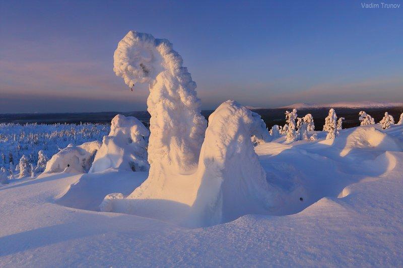 кольский, север, заполярье Лапландияphoto preview