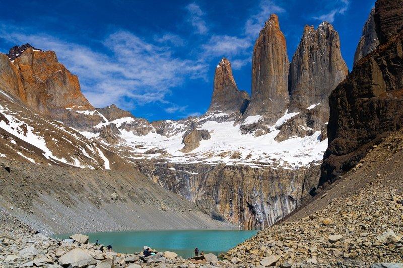 Torres del Peinephoto preview