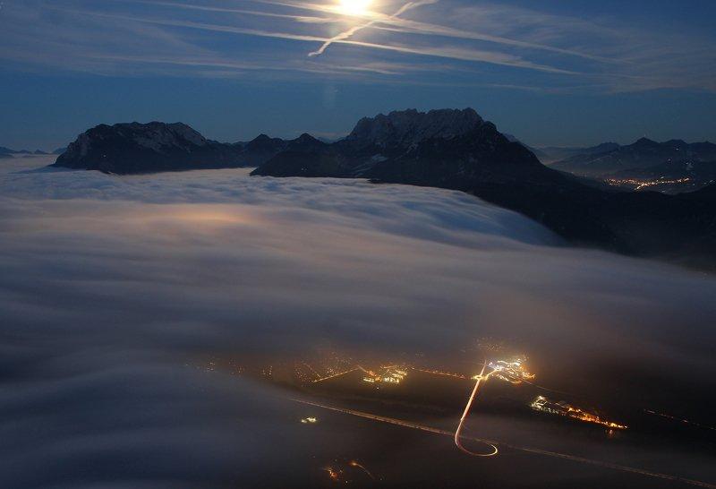 ночные облакаphoto preview
