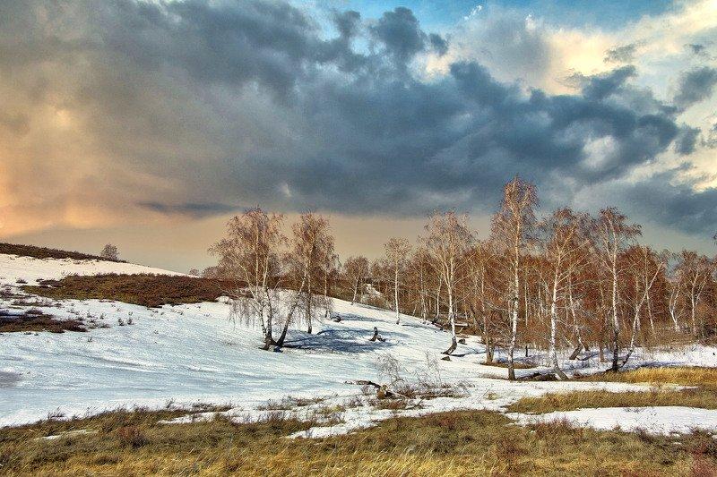 Весна на Южном Урале