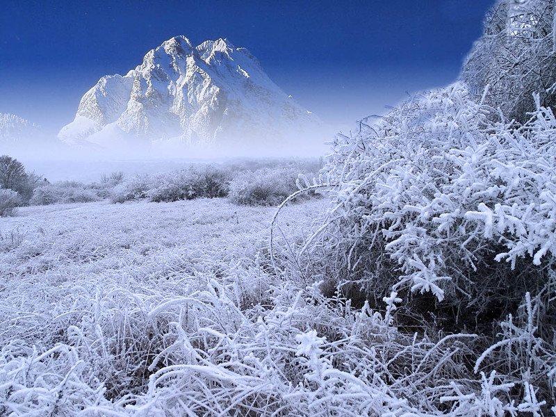 призрак горы