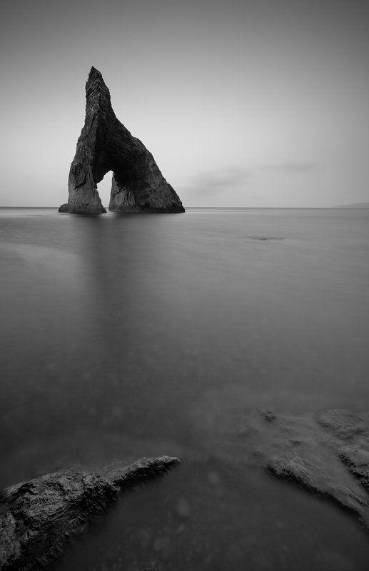 крым, весна, море, утро Serenity. Study #2photo preview