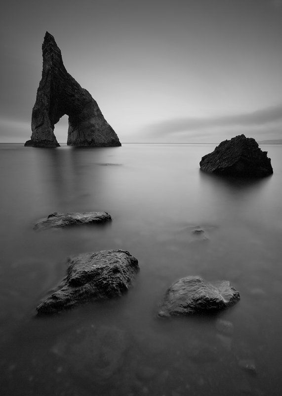 крым, весна, утро, море, скалы Serenity. Study #3photo preview