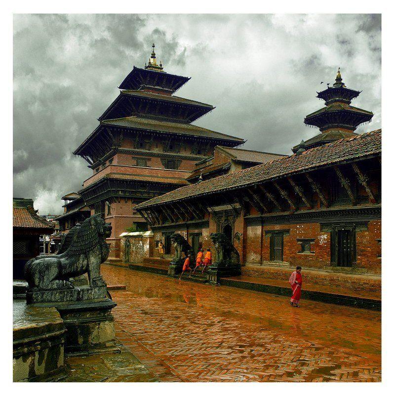 дурбан, площадь, непал, патан Патанphoto preview