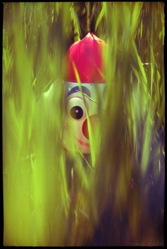 clown ///photo preview