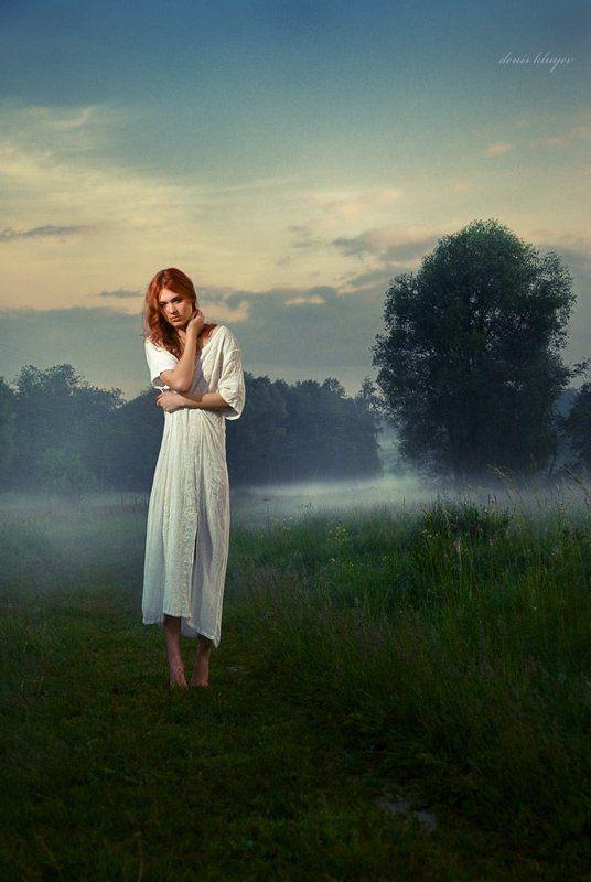 фото, портрет, девушка, клюев, variart.ru За туманом..photo preview