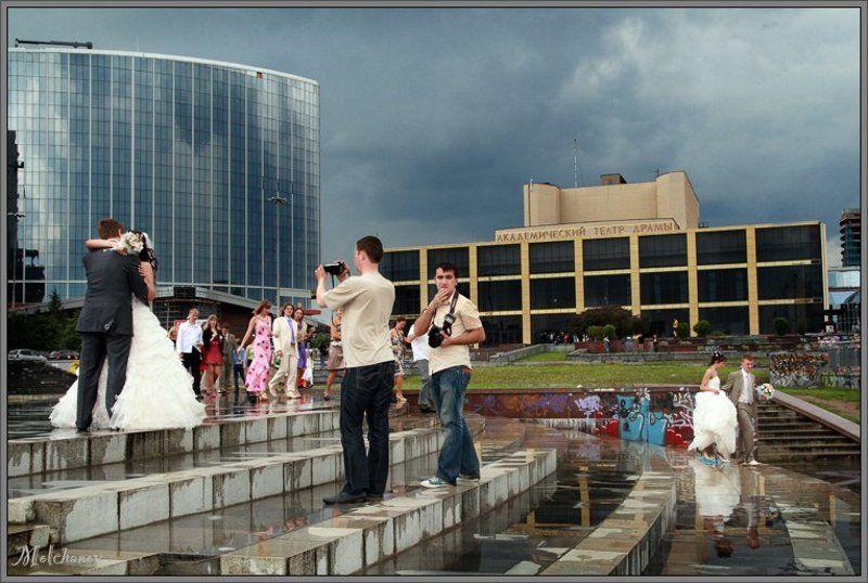 екатеринбург, свадьба, фотограф, драмтеатр Я в кадре?!photo preview