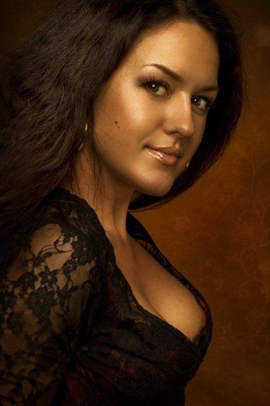 девушка, портрет, лицо, красота Caramelphoto preview