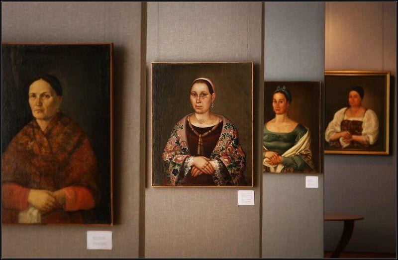 углич, музей, картина, взгляд Взглядphoto preview