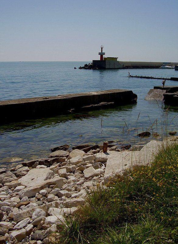 Морской пейзажphoto preview