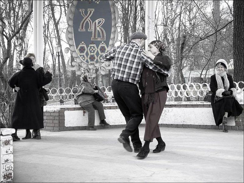 танцы, ретро, сокольники, Моксовское танго #2photo preview