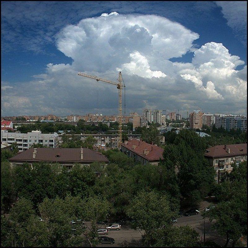 облако, город ОБЛАКОphoto preview
