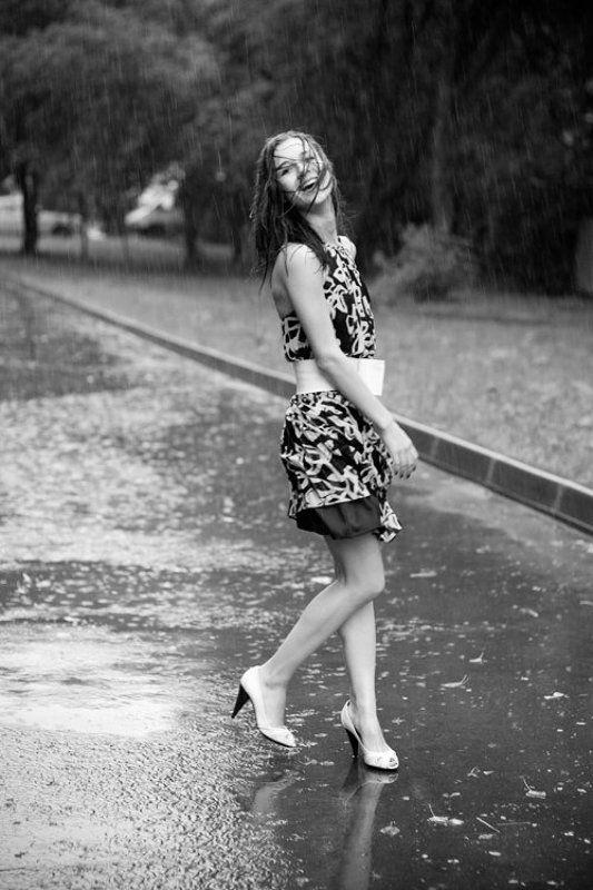 дождь летний дождьphoto preview