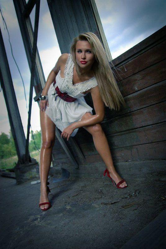 девушка, модель, гламур, мода, photo preview