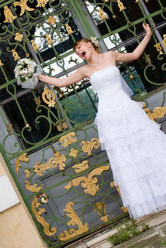 невеста, крик, кусково Крик души!photo preview