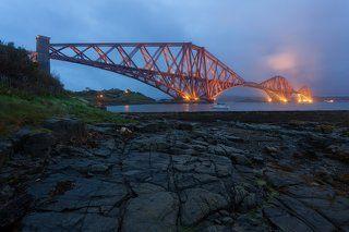 Edinburgh: The Forth Bridge
