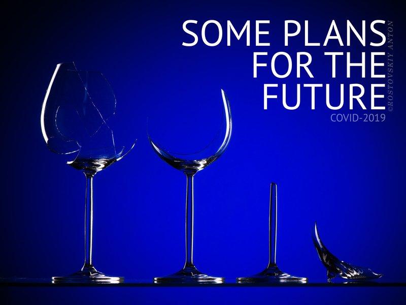 коронавирус, концепт, covid2019, карантин Plans for the futurephoto preview