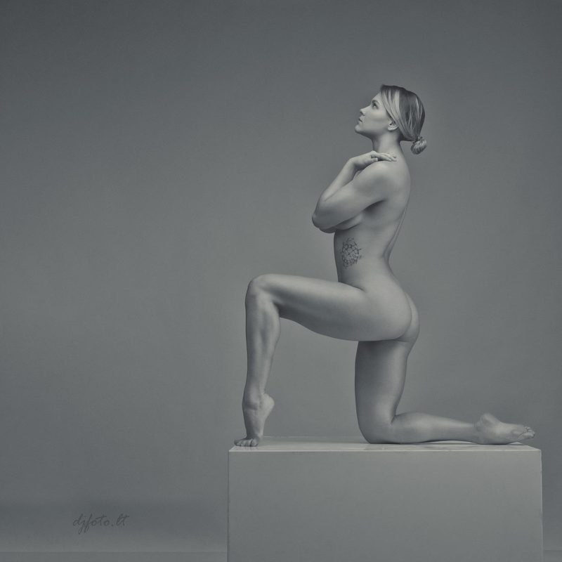 sjfoto, nude, nudevilnius, blackwhite, monochrome ***photo preview