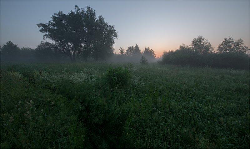 июньский рассвет...photo preview
