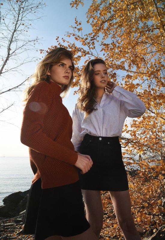 портрет, модель, portrait, fashion, model, hotel, photobook,фотосессия, осень, настроение Осенняя сонатаphoto preview
