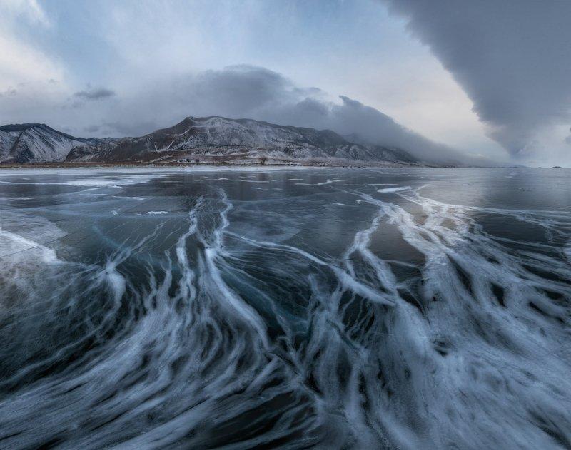 байкал Мраморный лёд.photo preview