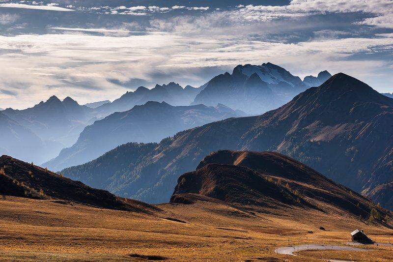 europe, mountains, dolomites, italy Dolomitesphoto preview