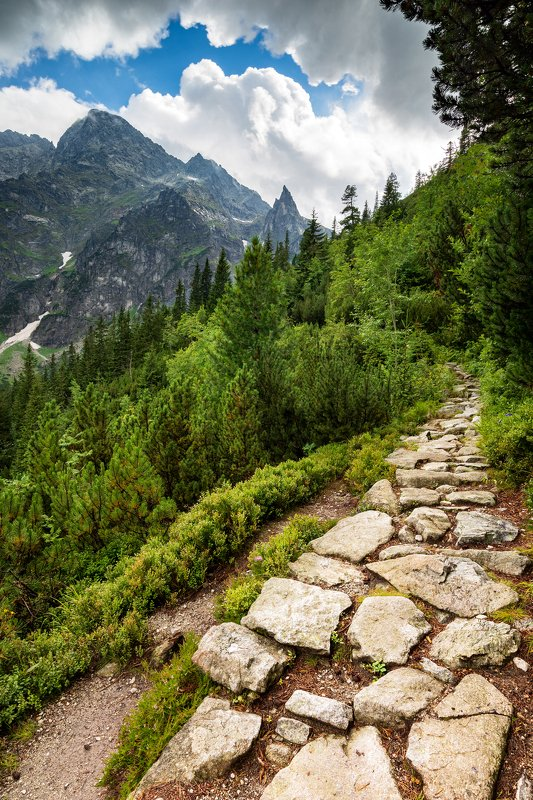 tatry, mountains, clouds, travel, trekking, day, nature, nikon, Tatryphoto preview
