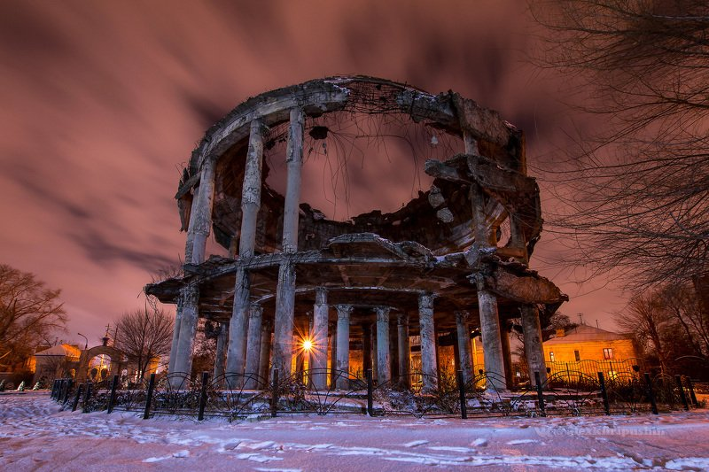 Ruined Rotundaphoto preview