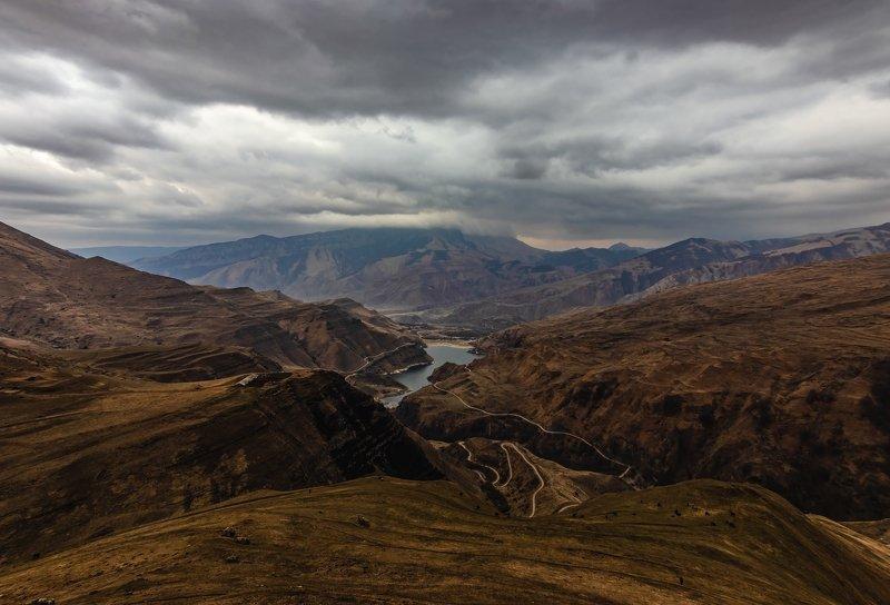 горы, эльбрус,кавказ,озеро far away...photo preview