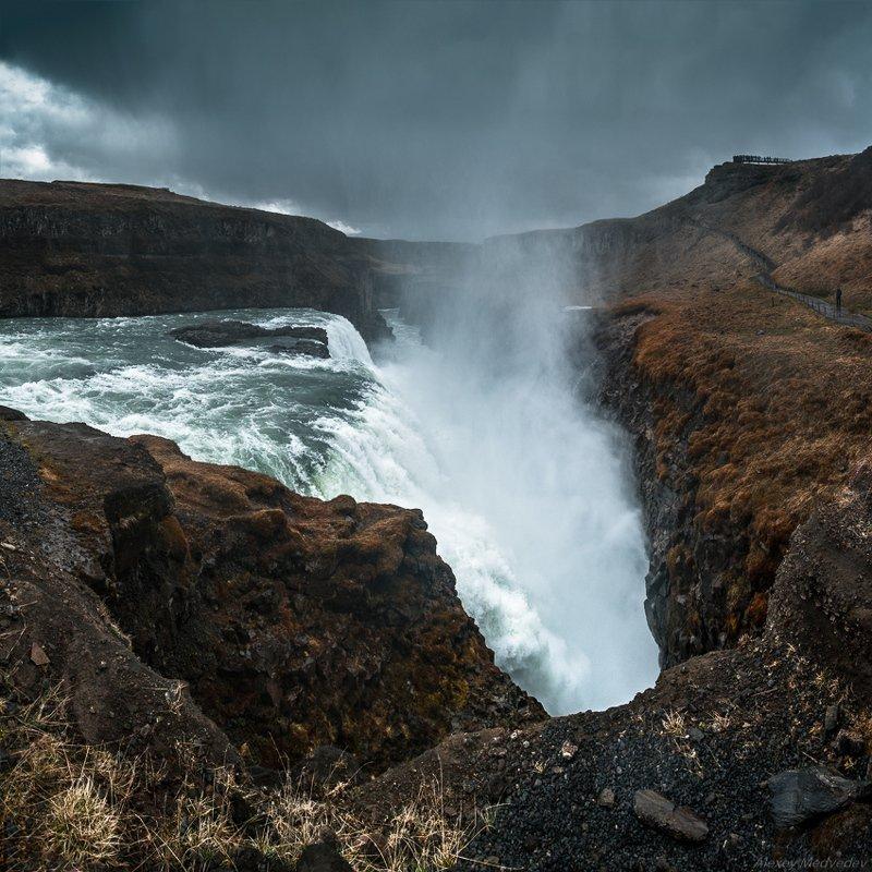 Исландия Gullfossphoto preview