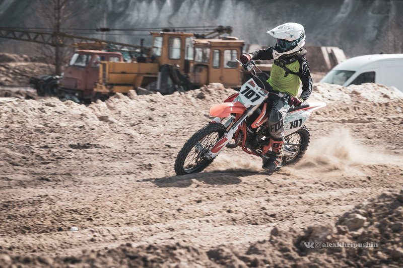 motosport, motocross, bike, motocycle, sport, report, speed, panning Training Dayphoto preview