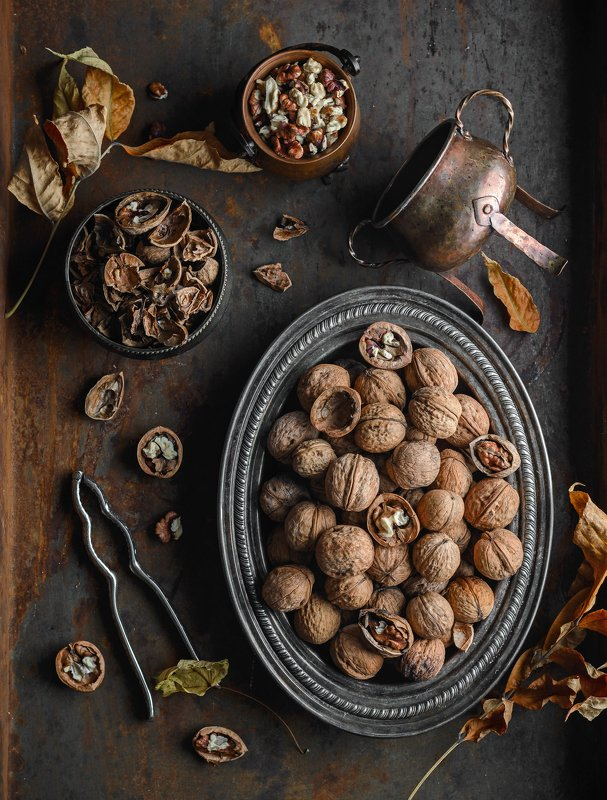 Пару слов об орехах