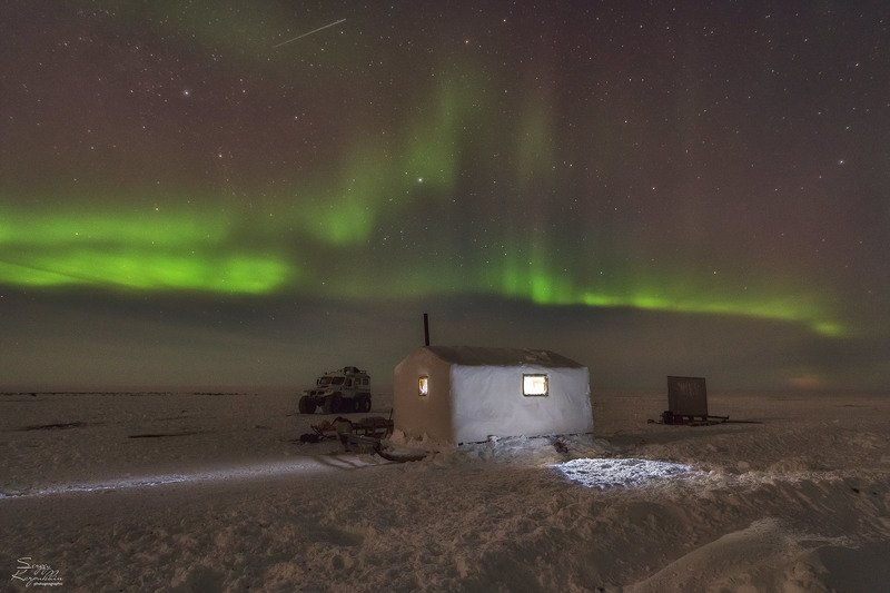 якутия, анабар, долганы С днём Космонавтики!photo preview