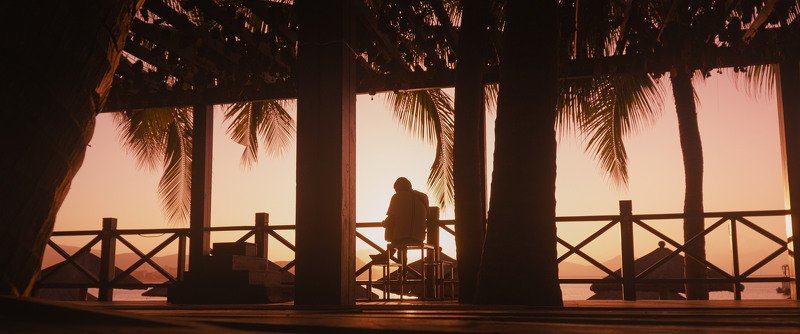 china, sun, sunshine, raus, morning, sunrise, man, alone, beach, cinematic, cine, colors, colorgrade, colorgrading Sitting in the rays of sunshinephoto preview