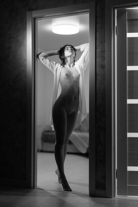 ню,чёрно-белое,девушка,модель. Noirphoto preview