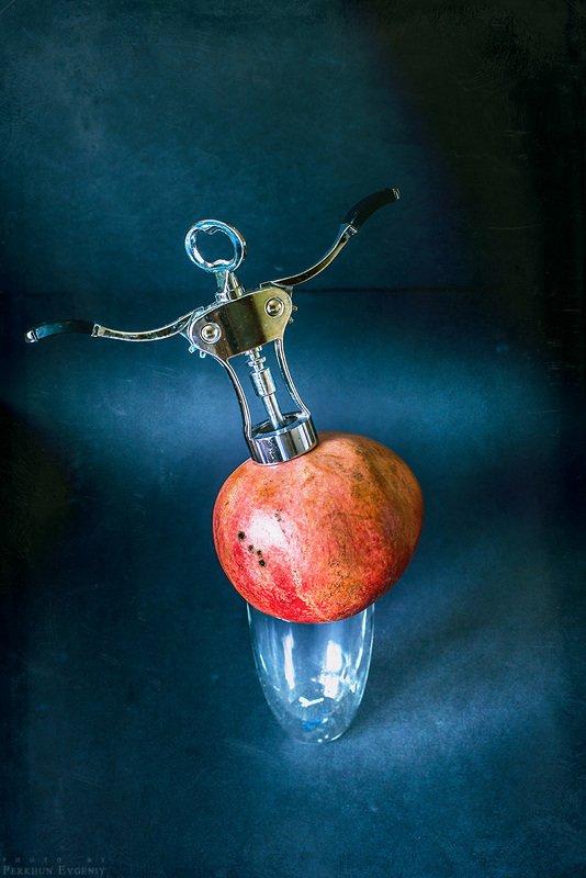 Гранат вино штопор Гранатовое вино. Начало ...photo preview