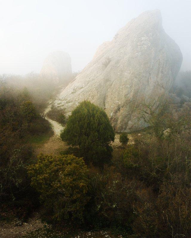 Пейзаж Храм Солнца, Крымphoto preview