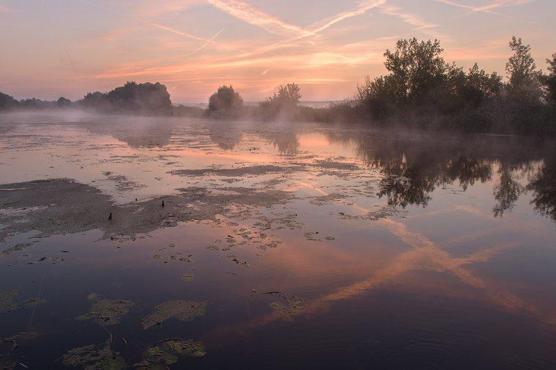 утро,рассвет,пейзаж,красота,россия \
