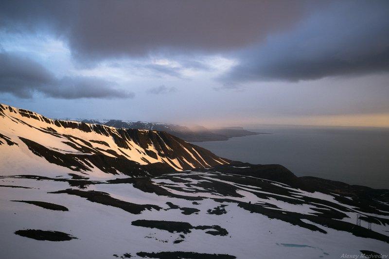 Исландия, north, Iceland, Siglufjörður Siglufjarðarskarð passphoto preview