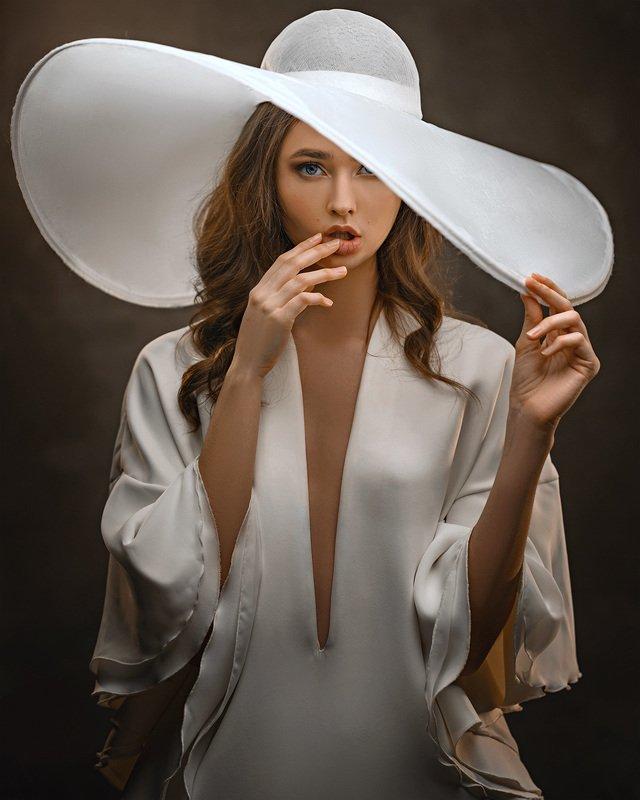 art, portrait, girl, model, арт, портрет, девушка, модель Lera. фото превью