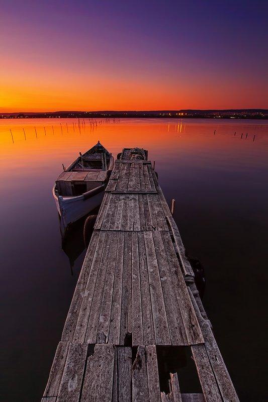bulgaria,varna,sunset photo preview
